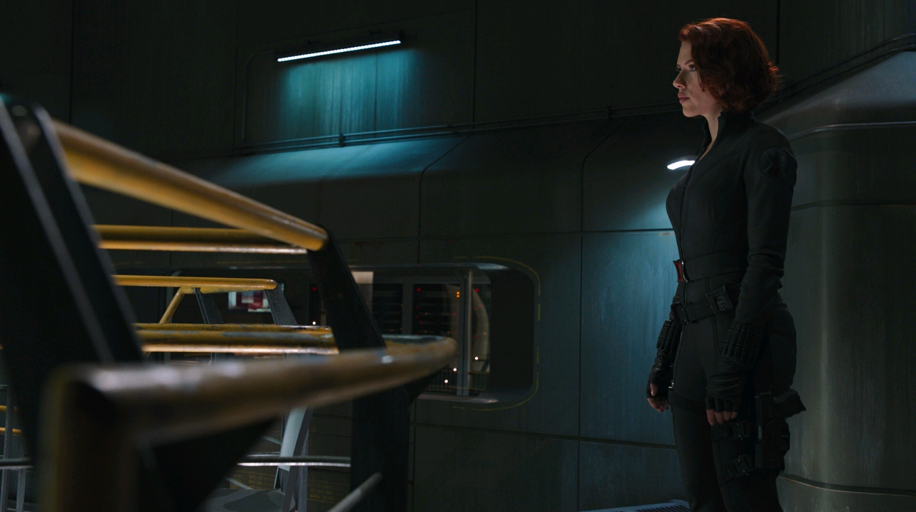 THE AVENGERS (2012)- Blu-Ray- 720p- x264- DTS ES 5 1- MSubs- Team Ictv mkv preview 8