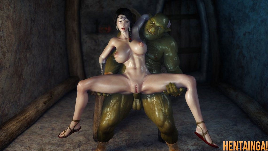 Hentai moster porn