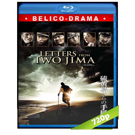 Cartas Desde Iwo Jima (2006) BRRip 720p Audio Trial Latino-Castellano-Ingles 5.1