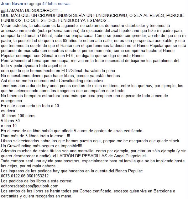 Joan Navarro pide ayuda ST84Yw2K