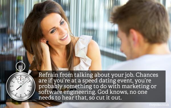 Hai la speed dating