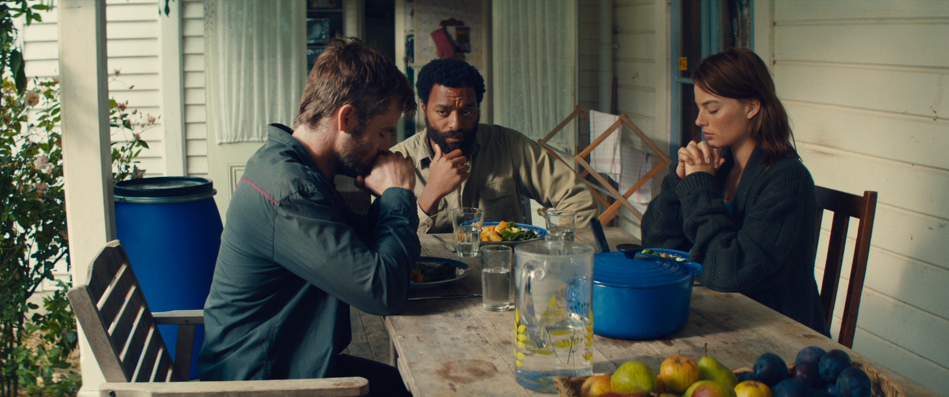 Zachariah'ın Z'si - Z For Zachariah 2015 (1080p BluRay) DUAL TR-EN - Full HD Film indir