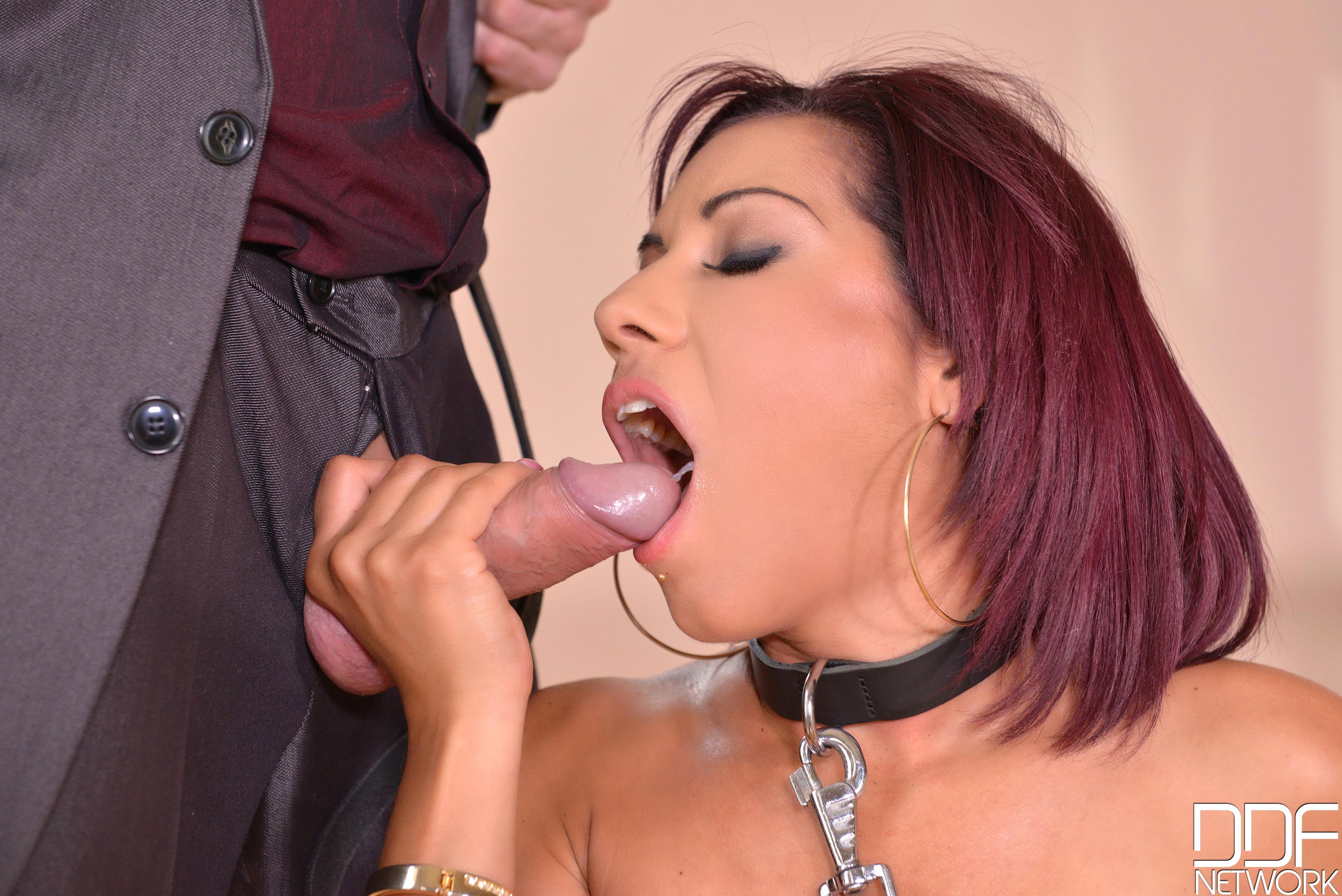 Rose Valerie - el arte del placer anal