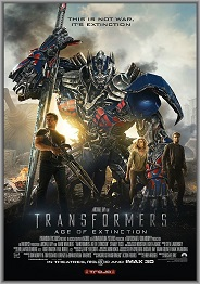 Transformers: Age of Extinction (2014) me titra shqip