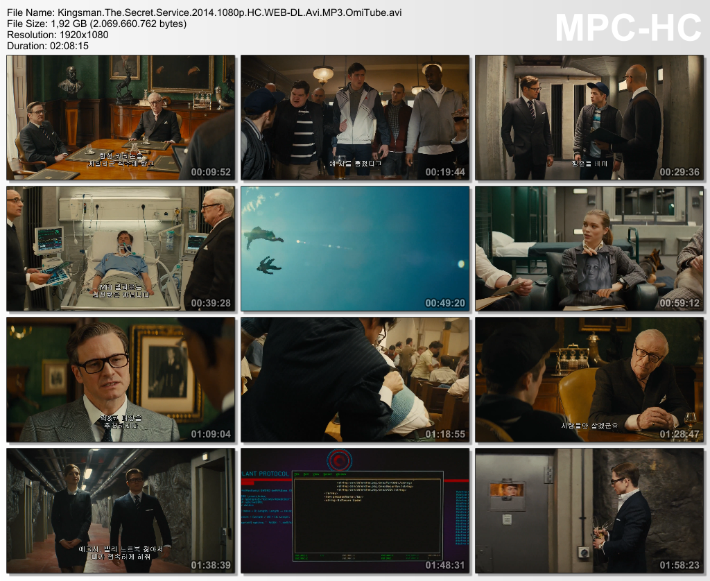 kingsman the secret service torrent