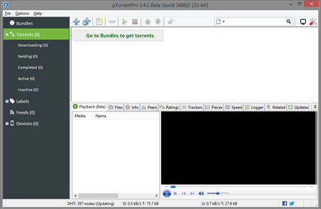 µTorrent Pro 3.4.8 Build 42548 Stable Multilingual