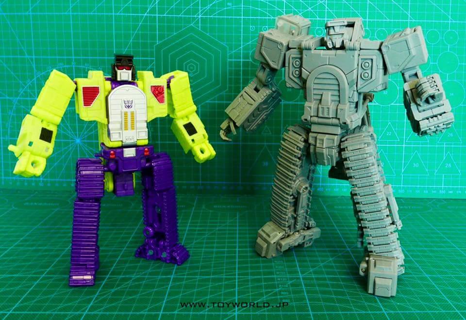 [Toyworld] Produit Tiers - Jouet TW-C Constructor aka Devastator/Dévastateur (Version vert G1 et jaune G2) UVstBTjq
