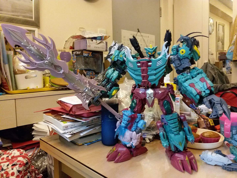 [TFC Toys] Produit Tiers - Jouet Poseidon - aka Piranacon/King Poseidon (TF Masterforce) - Page 4 37Wigc97