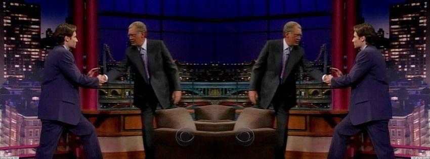 2003 David Letterman 2EC3KHyn