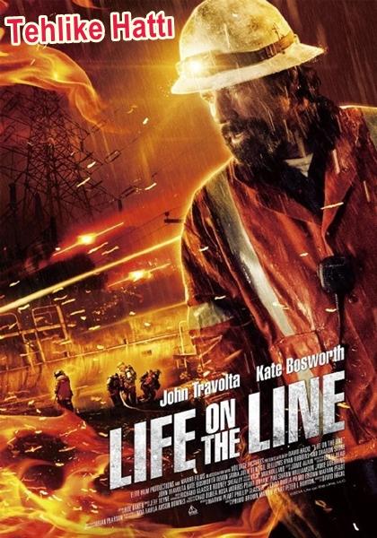 Tehlike Hattı - Life on the Line 2015 full türkçe dublaj film indir
