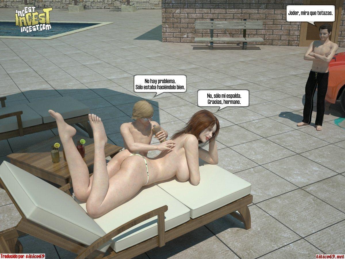 Hermana drees lavando porno
