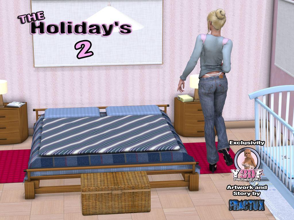 Y3DF - The Holidays 2 4
