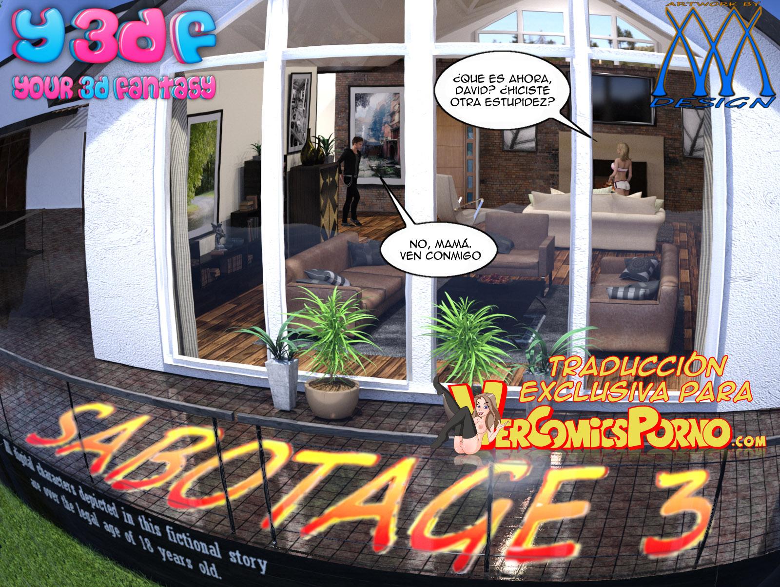 Sabotage 3