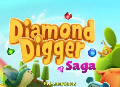 Diamond Digger Hack Movimientos + Vidas con CEtrainer