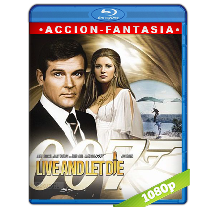 007 Vive Y Deja Morir (1973) BRRip Full 1080p Audio Trial Latino-Castellano-Ingles 5.1