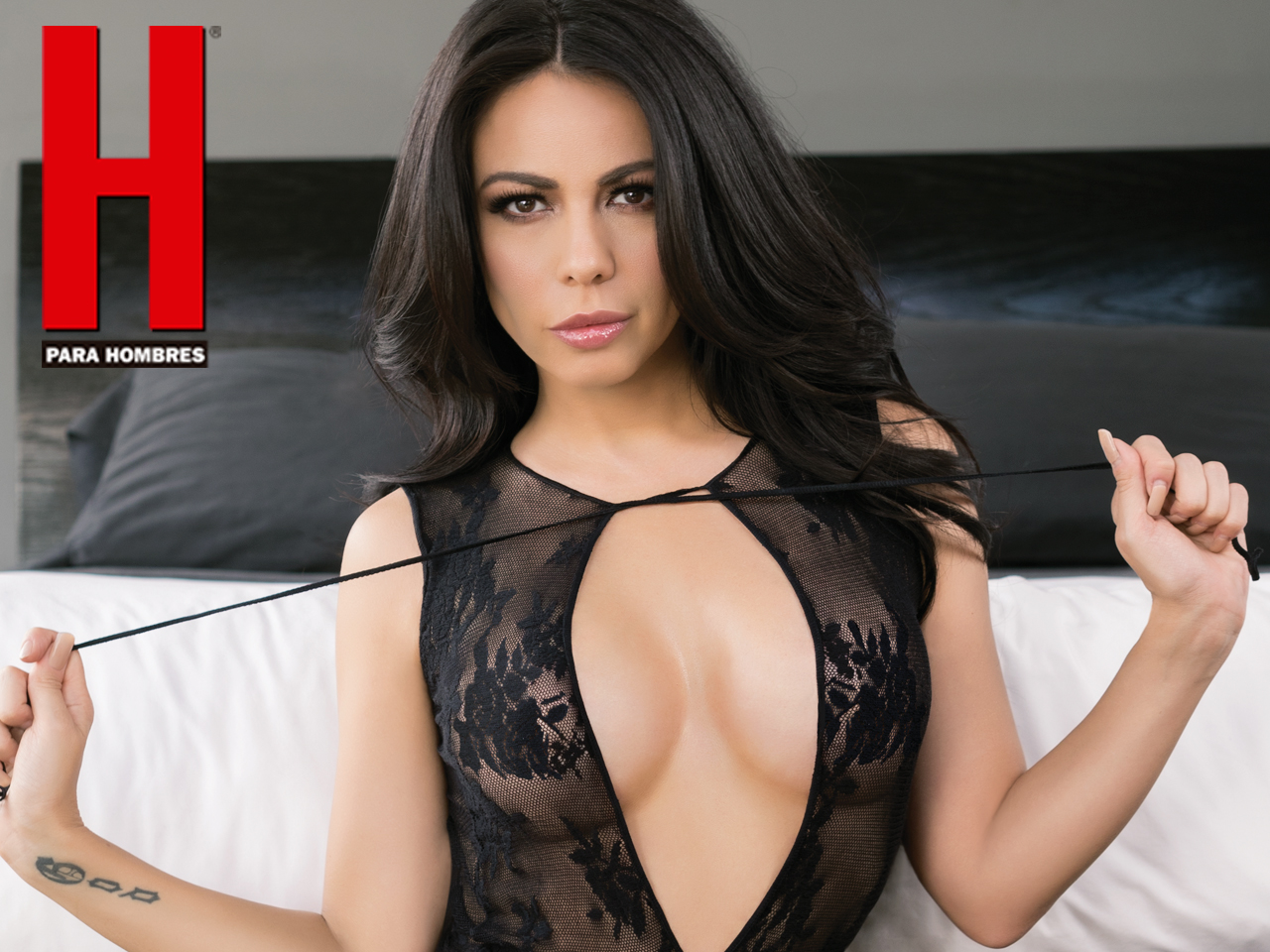 Jimena Sanchez Revista H Enero 2016 – ELBLOOG