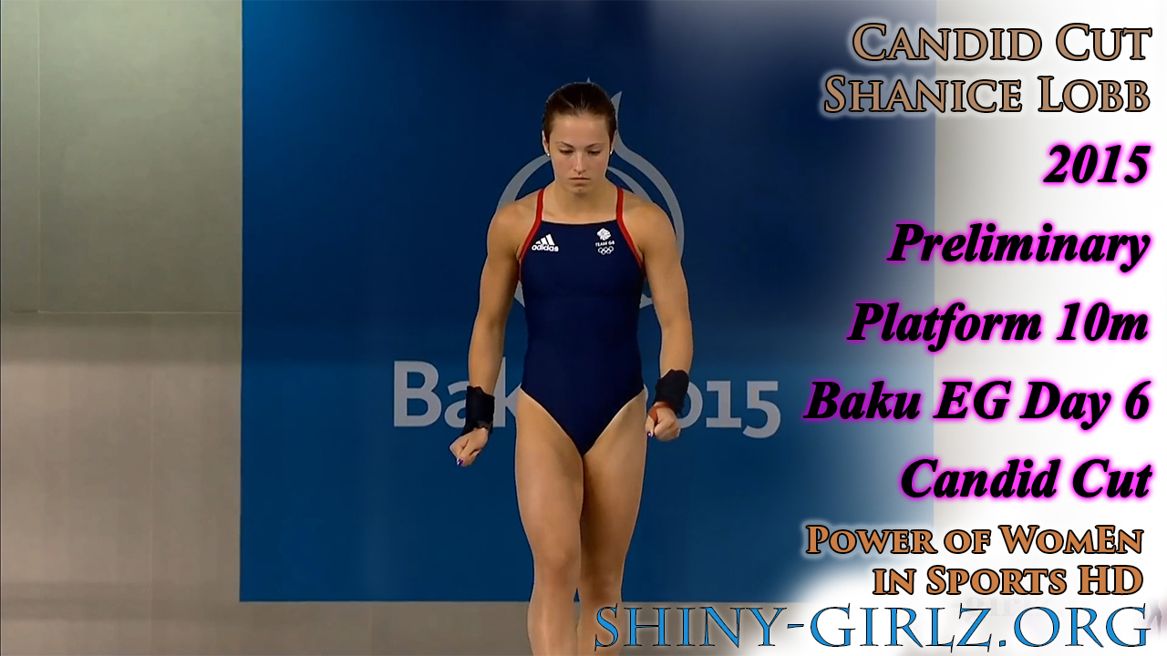 2015 – Shanice Lobb – Diving – Preliminary Platform 10m – Baku EG Day 6 – Candid Cut (1440p)