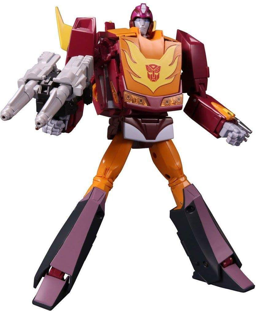 [Masterpiece] MP-40 Targetmaster Hot Rodimus (aka Hot Rod/Météorite) WgmITobm