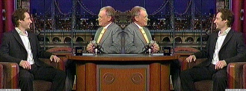 2004 David Letterman  QmyrmyNJ
