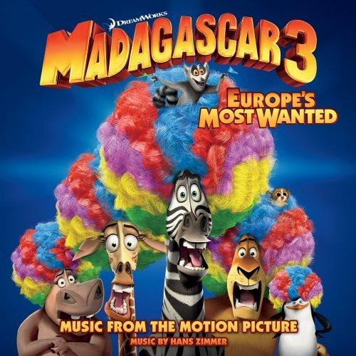 VA - Madagaskar 3 (Europes Most Wanted) [OST] (2012)