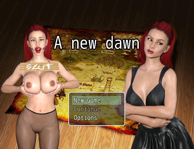 A New Dawn - WhiteRaven - Version 0.4.3