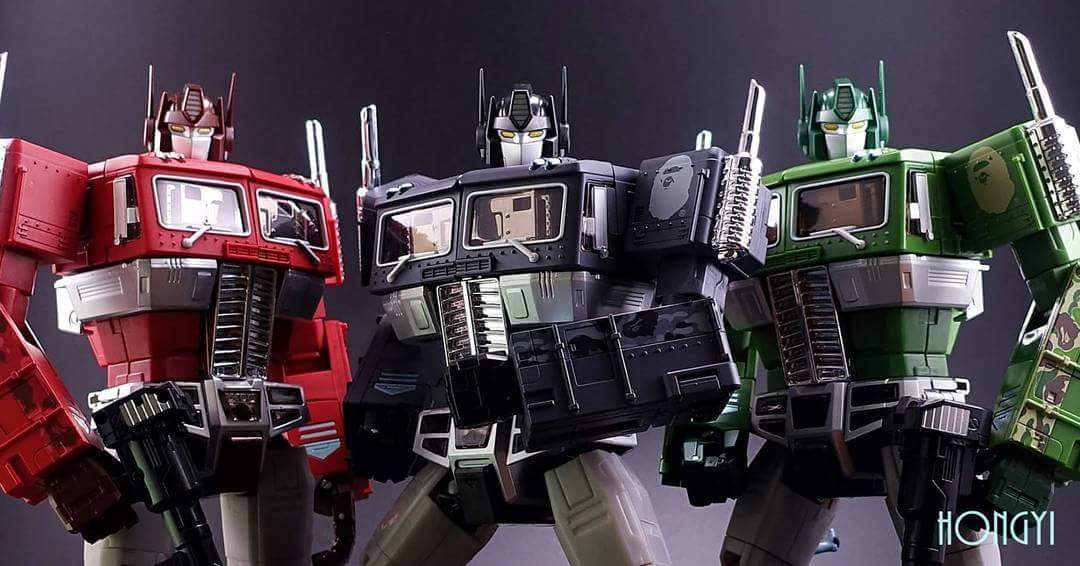 [Masterpiece] MP-10B | MP-10A | MP-10R | MP-10SG | MP-10K | MP-711 | MP-10G | MP-10 ASL ― Convoy (Optimus Prime/Optimus Primus) - Page 5 NkEyJ6Ja