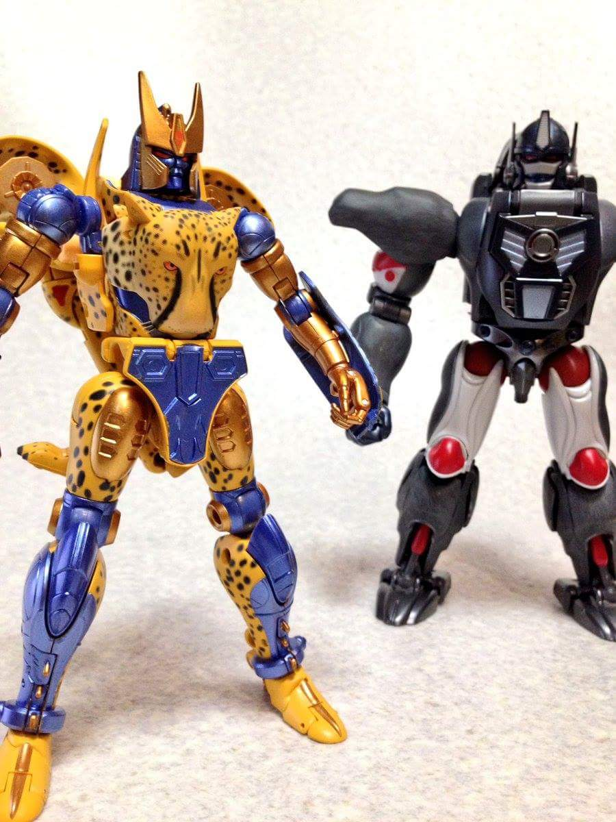 [Masterpiece] MP-34 Cheetor et MP-34S Shadow Panther (Beast Wars) - Page 2 GnI89laJ