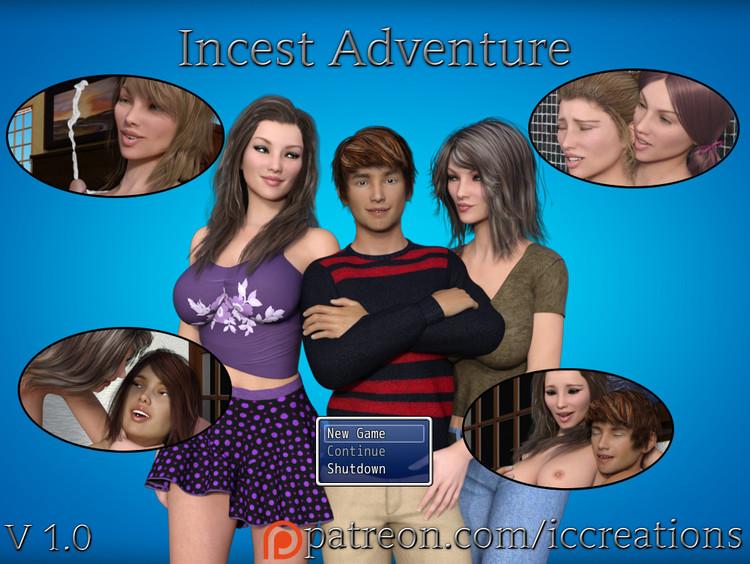 Incest Adventure ICCreations Version 1.0 Full Release