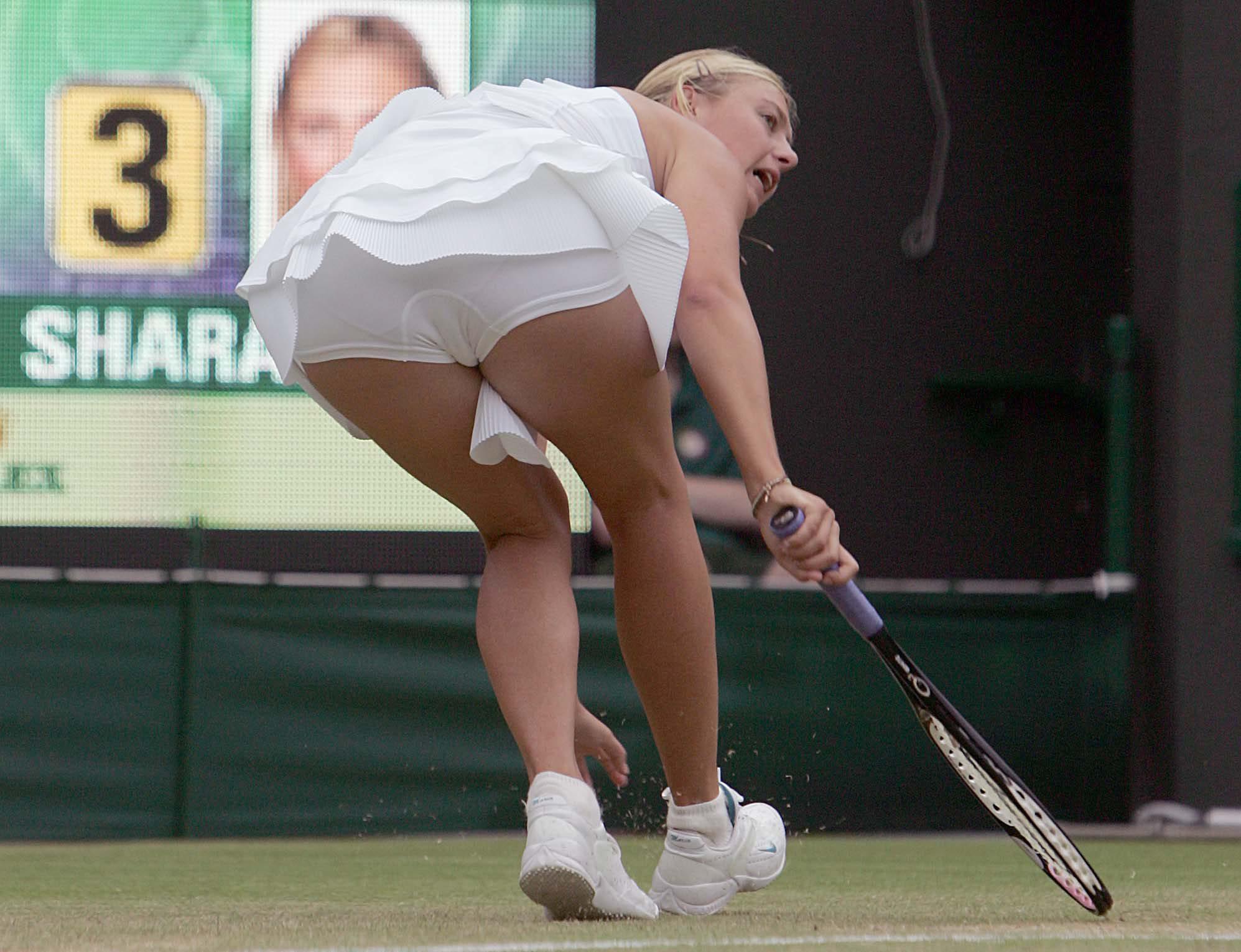 Теннис и порно онлайн
