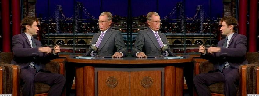 2003 David Letterman 91CGKI7K