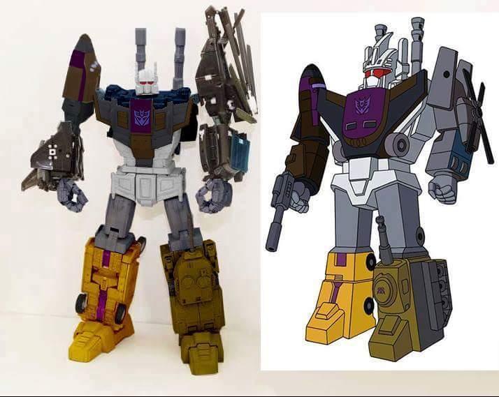 [Zeta Toys] Produit Tiers - Armageddon (ZA-01 à ZA-05) - ZA-06 Bruticon - ZA-07 Bruticon ― aka Bruticus (Studio OX, couleurs G1, métallique) LDzYPbJS
