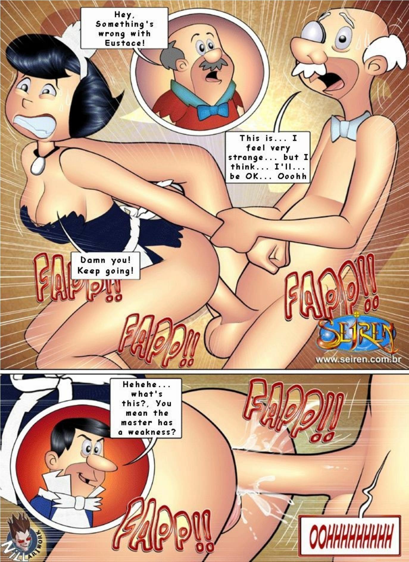Порно комикс онлайн факстоуны