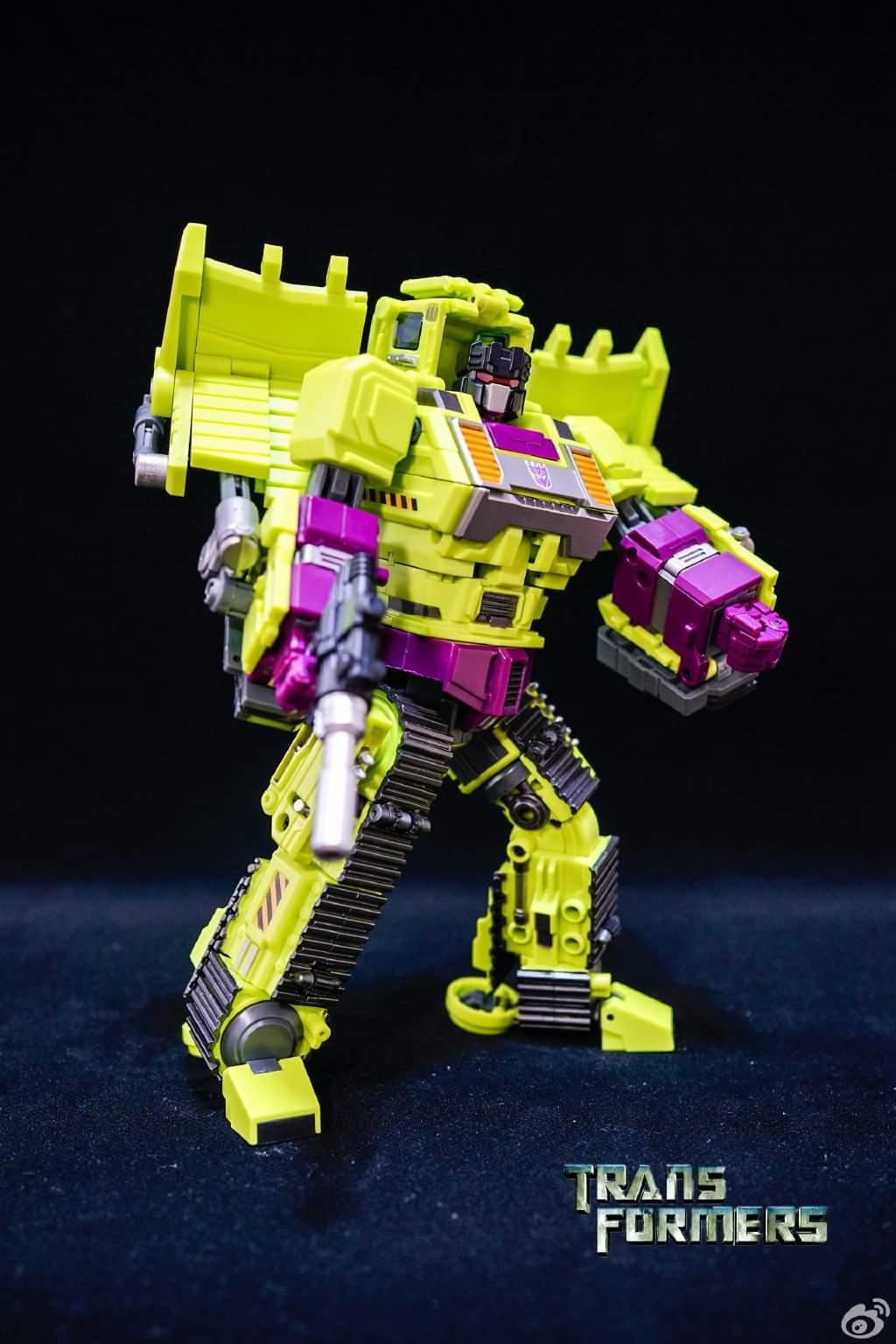 [Generation Toy] Produit Tiers - Jouet GT-01 Gravity Builder - aka Devastator/Dévastateur - Page 4 PRlVriTF