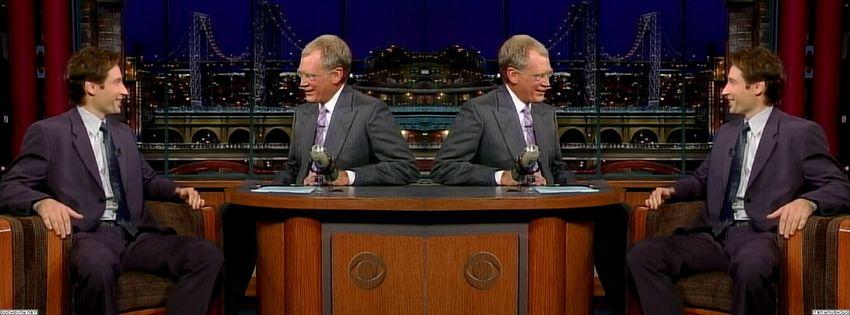 2003 David Letterman 7YXTZlhz