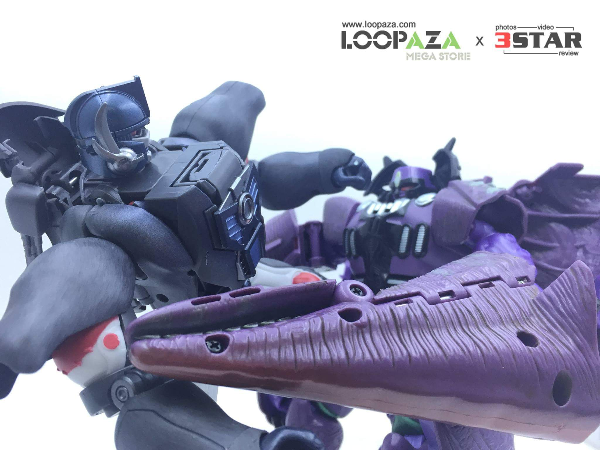 [Masterpiece] MP-32, MP-38 Optimus Primal et MP-38+ Burning Convoy (Beast Wars) - Page 3 BxqbVHSG