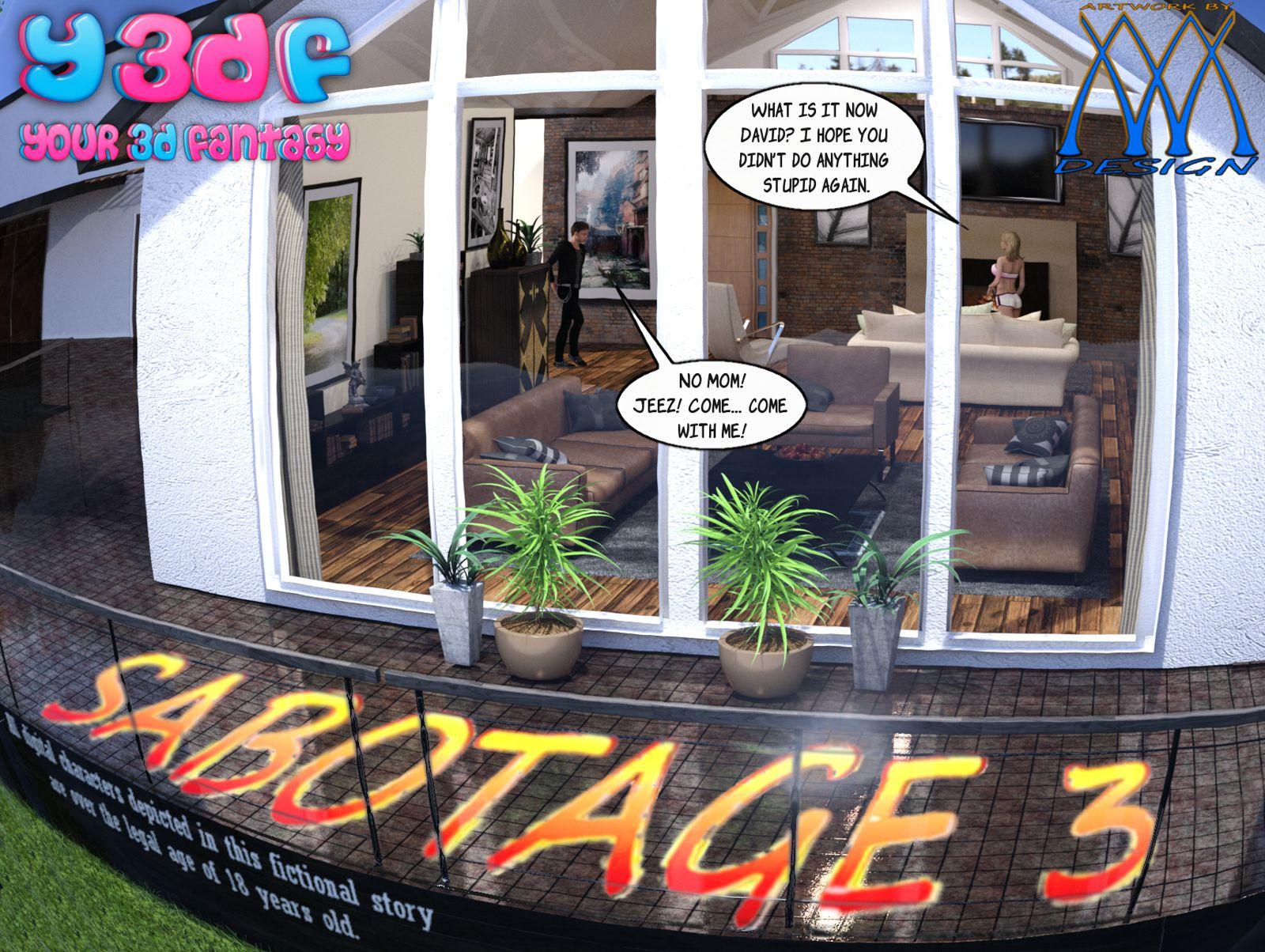 Y3DF – Sabotage 3 4