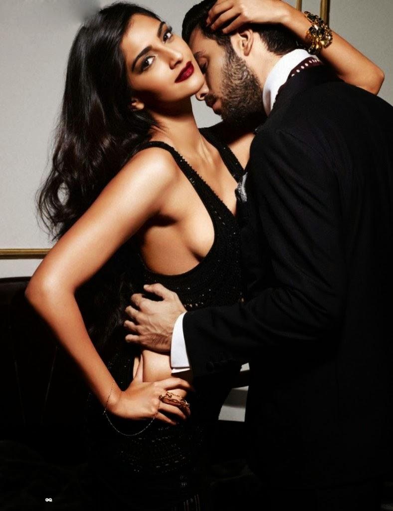 Sonam Kapoor GQ Men of the Year 2013 Magazine Stills AdnuCYoH
