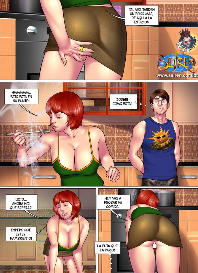 Historieta gratis historia porno