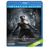 Wolverine Inmortal (2013) BRRip 720p Audio Trial Latino-Castellano-Ingles 5.1