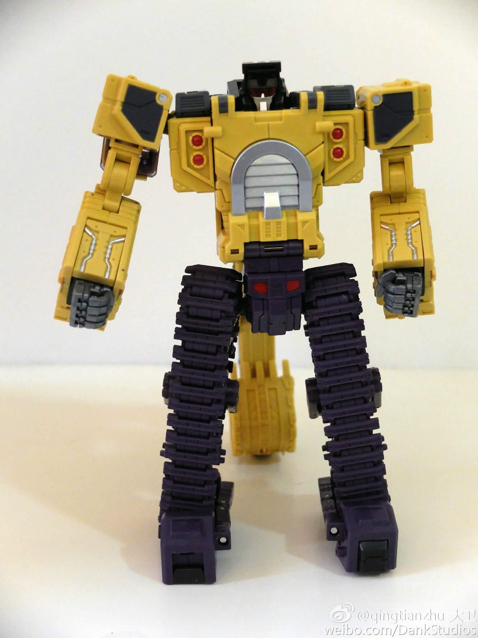 [Toyworld] Produit Tiers - Jouet TW-C Constructor aka Devastator/Dévastateur (Version vert G1 et jaune G2) - Page 8 JflU7PmA