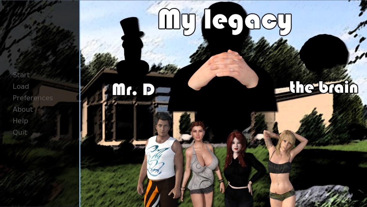 My Legacy - Saddoggames - Version 0.6