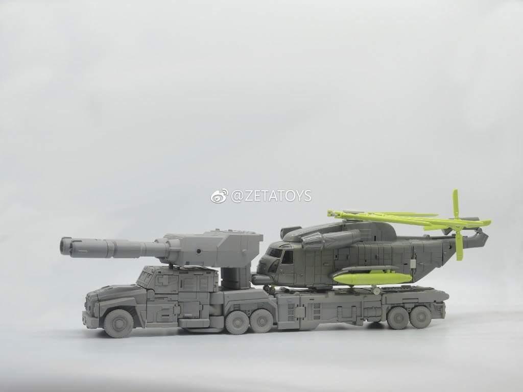 [Zeta Toys] Produit Tiers - Armageddon (ZA-01 à ZA-05) - ZA-06 Bruticon - ZA-07 Bruticon ― aka Bruticus (Studio OX, couleurs G1, métallique) - Page 2 Bxfe7SlI