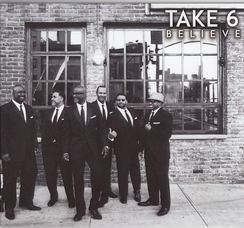 (Soul) [CD] Take 6 - Believe - 2016, FLAC (tracks+.cue), lossless