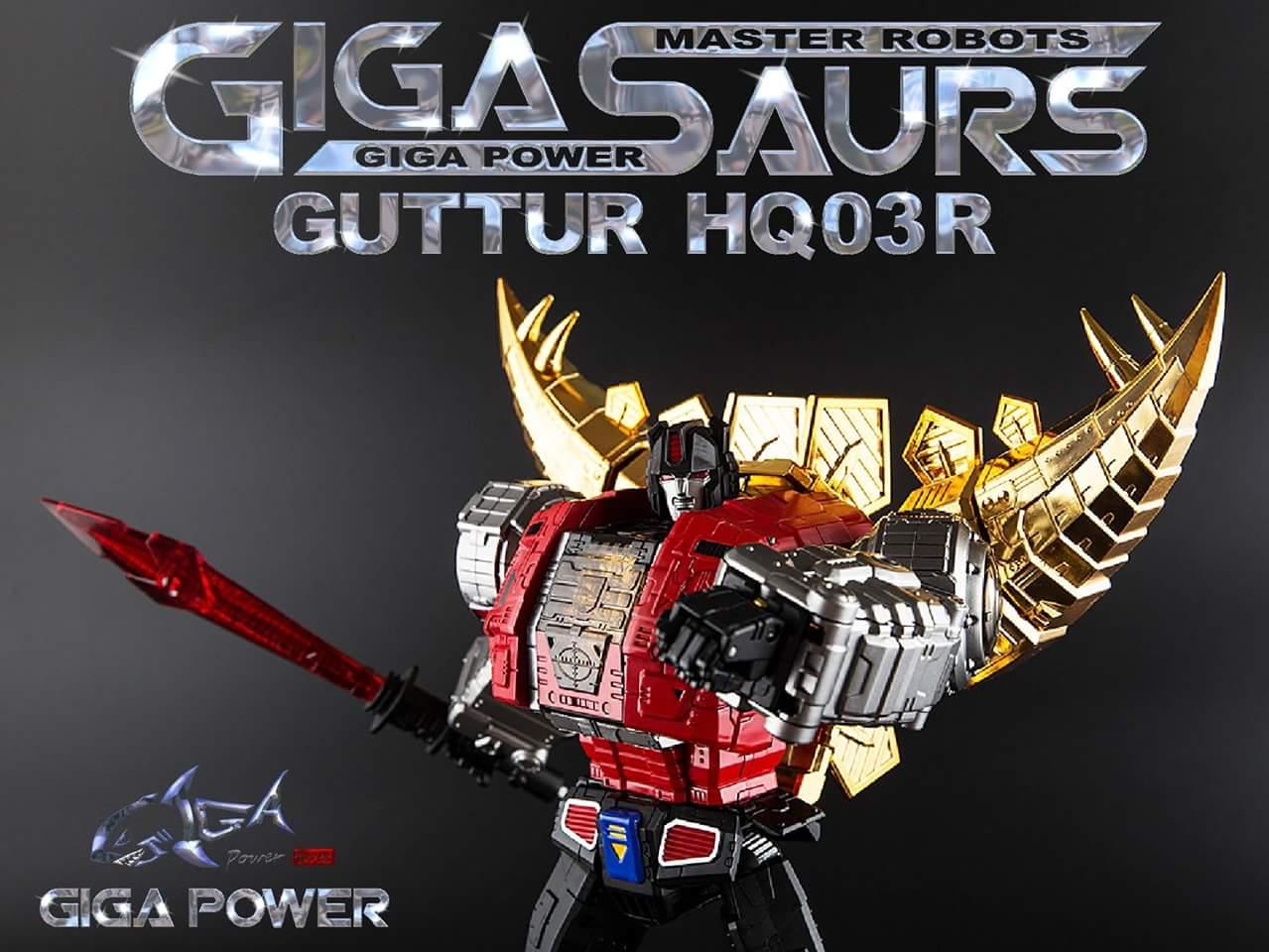 [GigaPower] Produit Tiers - Jouets HQ-01 Superator + HQ-02 Grassor + HQ-03 Guttur + HQ-04 Graviter + HQ-05 Gaudenter - aka Dinobots - Page 3 IPJiLjaa