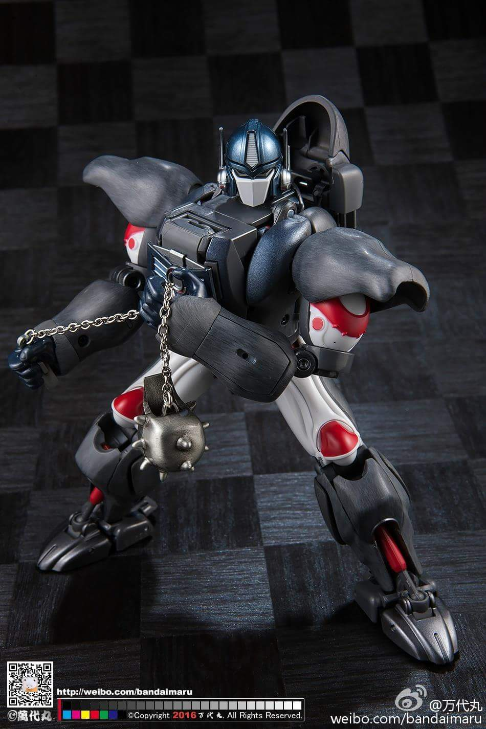 [Masterpiece] MP-32, MP-38 Optimus Primal et MP-38+ Burning Convoy (Beast Wars) - Page 4 VIb1ylA0