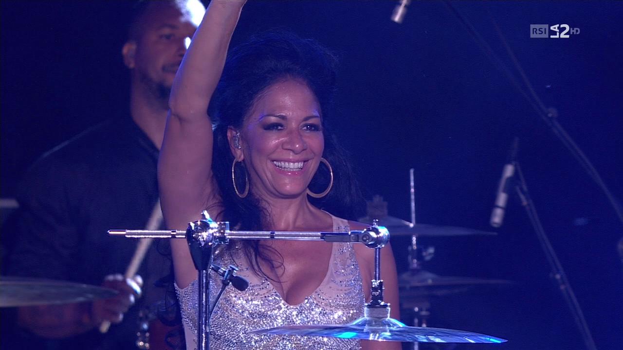 2012 Sheila E - Estival Jazz Lugano [HDTV 720p] 0