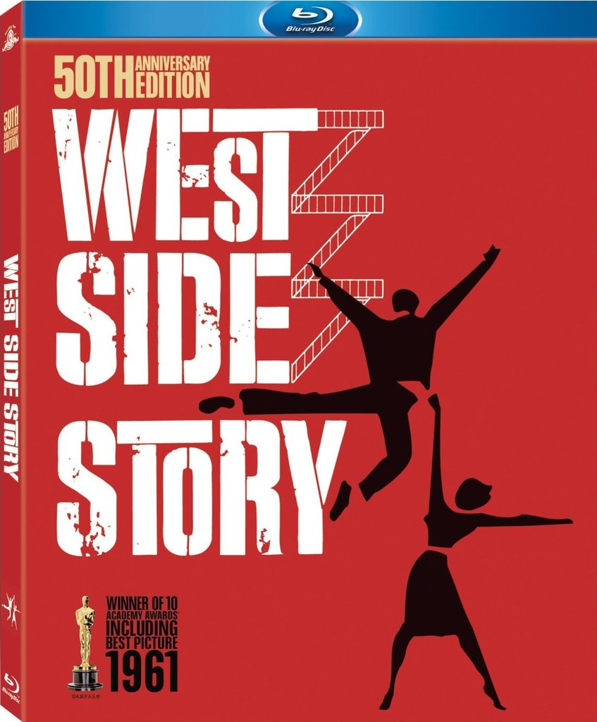 West Side Story 1961 BDRip 1080p DTS multi-HighCode