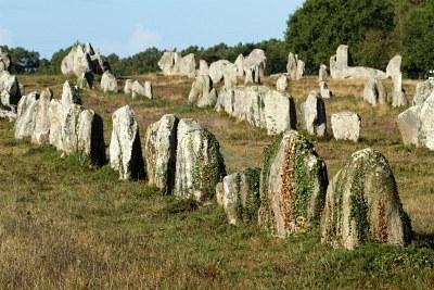 rocas de carnac