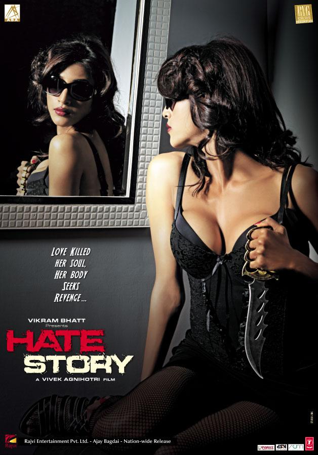 Hate Story (2012) 720p DVDRip Bluray