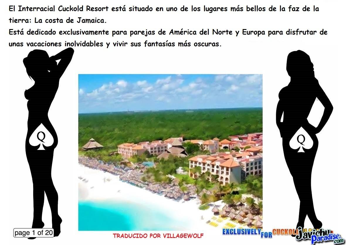 Interracial Cuckold Resort